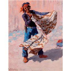 Trading a Pendleton Blanket
