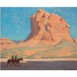 Navajo's at Junction Rock