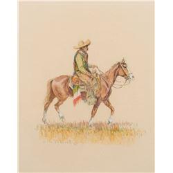 Vaquero Rider (desc)