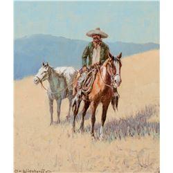 Vaquero & Packhorse