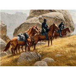 With the Lead Horses