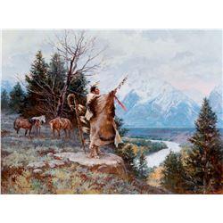 Song of the Elkhorn Scraper