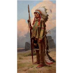 Pride of the Lakota, Before Deer Medicine Rock