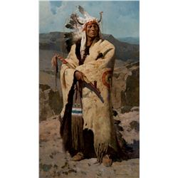 Pride of the Lakota, 1830