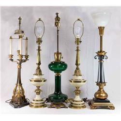 5 Lamps