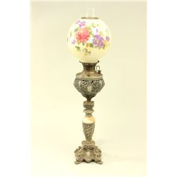 Electrified Banquet Lamp