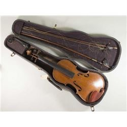 Violin with 2 Bows