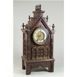 19th Century Oak Clock
