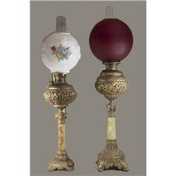2 Banquet Lamps