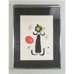 Miró Print
