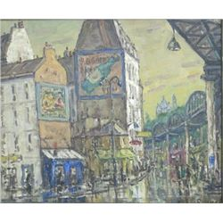 Frans Ruwel, Street Scene