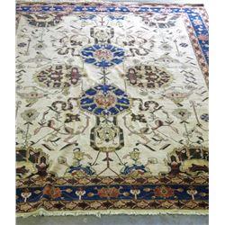 Heriz Design Handmade Rug