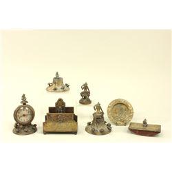 Dartmoor Pixie Desk Set