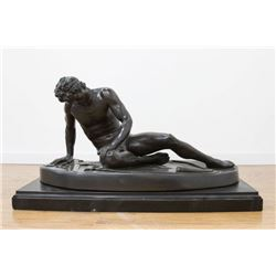 Bronze Figure,  The Dying Gaul