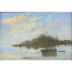 Livia Grugni Onetti Water Landscape