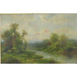Thomas B. Griffin Landscape