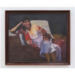 Chris Ford, Reclining Lady