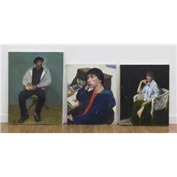 Chris Ford, Three NYC Portraits
