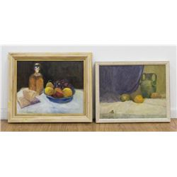 Chris Ford, Two Still Lifes