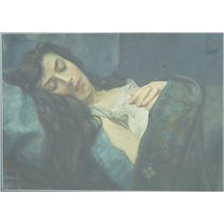Birney, Sleeping Lady