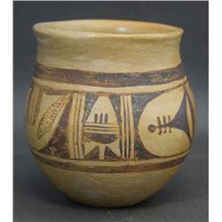 HOPI POTTERY JAR (LESSO)