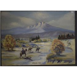 WESTERN PAINTING (HOLLEY)