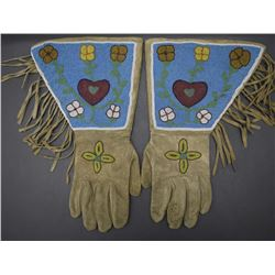 NEZ PERCE GAUNTLETS
