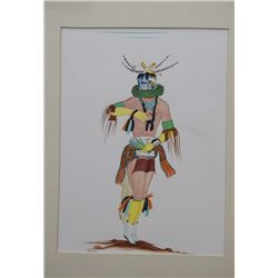 ZUNI WATER COLOR (KAI-SA)