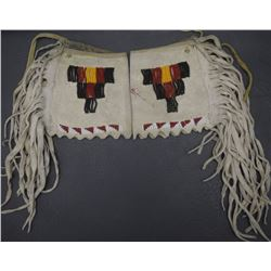SIOUX CHILD'S CUFFS