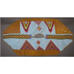SIOUX BEADED YOKE