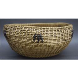 WASHOE BASKETRY BOWL