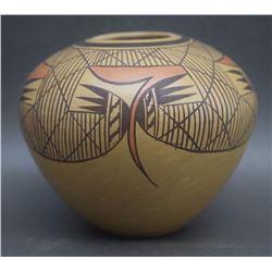 HOPI POTTERY JAR (NAMPEYO)