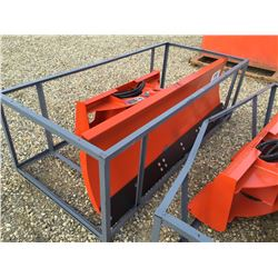 84 IN. SKID STEER ANGLE SNOW BLADE