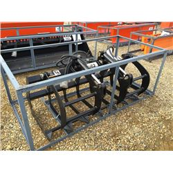 72 IN. HYD. FORK GRAPPLE