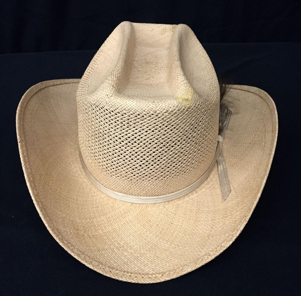 4084fa5e739a7 Image 1   Circa 1950s Stetson Hat.