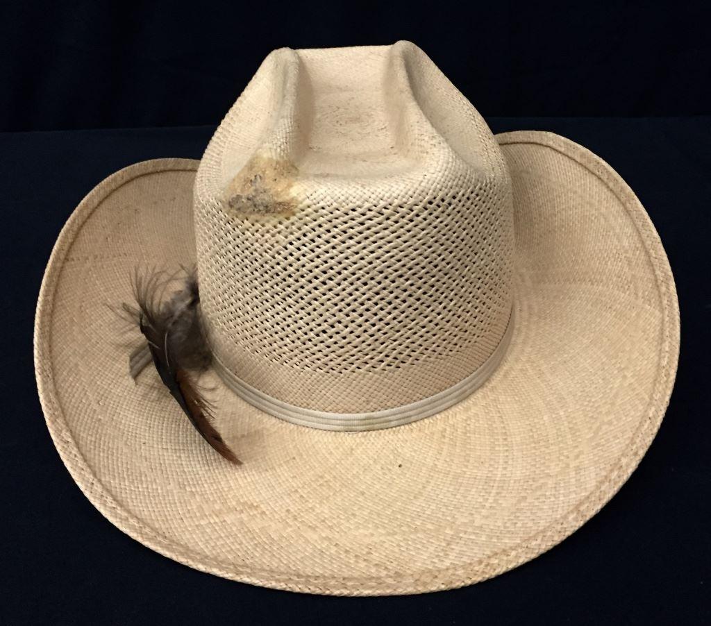 2c417ad0f6203 Image 4   Circa 1950s Stetson Hat.