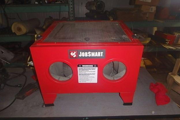 Jobsmart Sand Blaster, No main tag with info