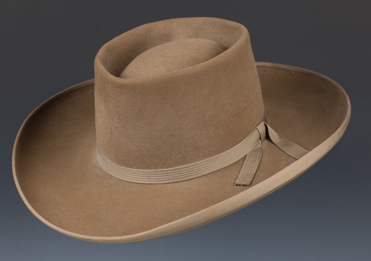 ad1f03855 James Arness' Stetson Hat