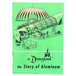 Kaiser's The Story Of Aluminum Exhibit Booklet
