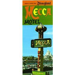 The Mecca Motel Brochure