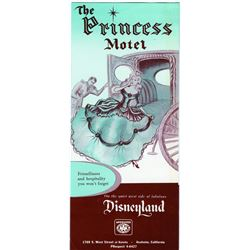 The Princess Motel Brochure