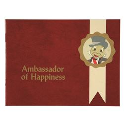 Rare World's Fair, It's A Small World, Ambassador of Happiness Employee Guidebook.
