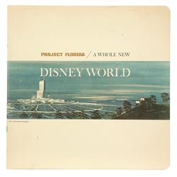 Project Florida: A Whole New Disney World Concept Book.