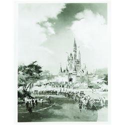 1969 Disney World Press Kit