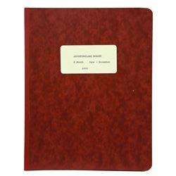 Adventureland Budgetary Document
