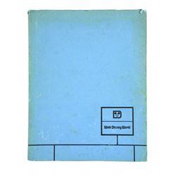 Walt Disney World Organizational Chart Book.