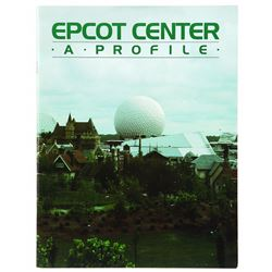 EPCOT Center: A Profile, Employee Handbook.