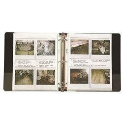 Tom Sawyer Island Repair Photo Binder