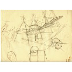 Original (4) Gabriel Scognamillo and Herb RymanTomorrowland Concept Drawings