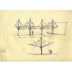 Original (8) Gabriel Scognamillo Tomorrowland Concept Drawings